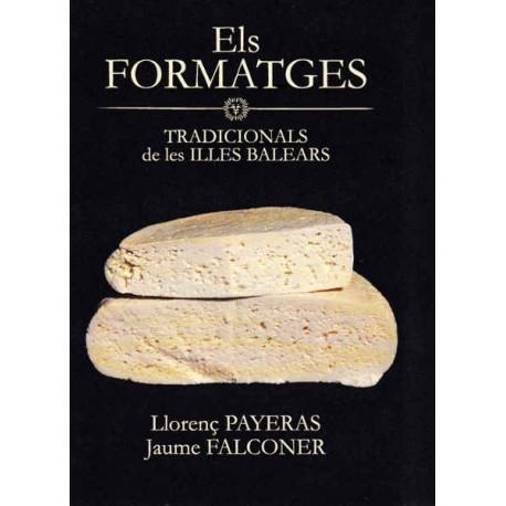 """Libro """"Els formatges tradicionals de les Illes Balears"""""""