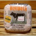 Queso de vaca Mahón Binibeca.