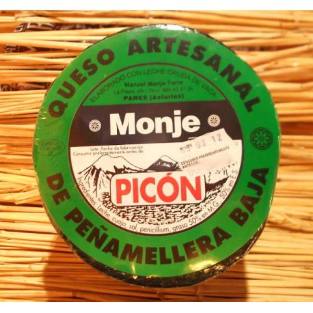 Queso artesanal Monje Picón