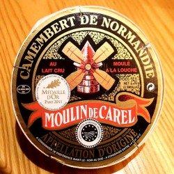 Queso Camembert de Normandie.