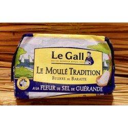 Mantequilla con escamas de sal Le Gall.