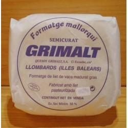 Queso de vaca semicurado 1kg.