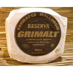 Queso de vaca Grimalt Reserva.