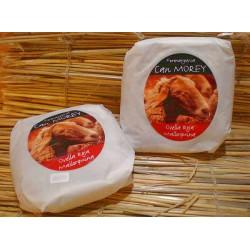 Queso ecológico mallorquín de oveja roja Can Morey